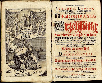 frontispiece and titlepage - Daemonomania