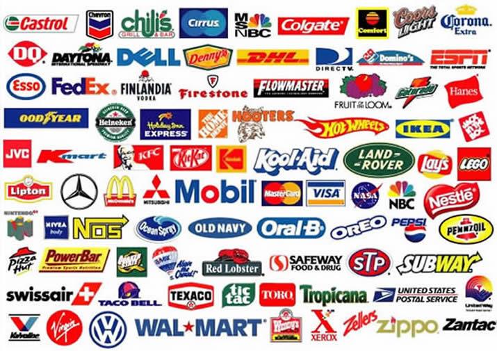 Famous-logos