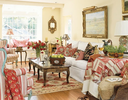 Timeless Traditional French Living Room Design Ideas ...