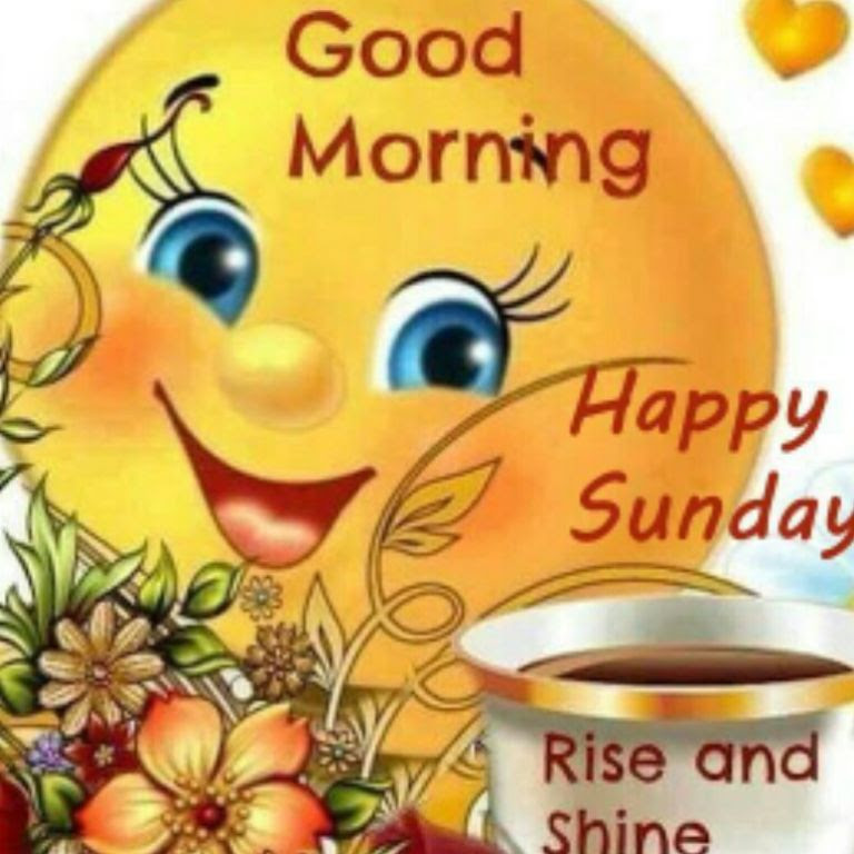 Happy Sunday Happy Hd Image Smiley Sunday Events 1225