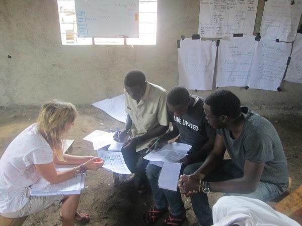Team Lukata Say Farewell To Their Entrepreneurs And Community