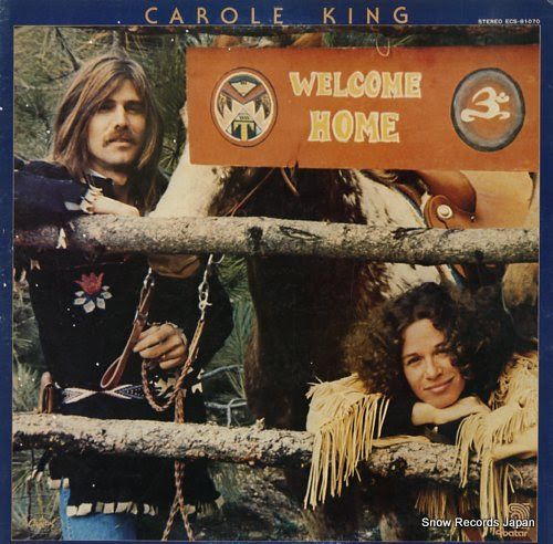 KING, CAROLE welcome home