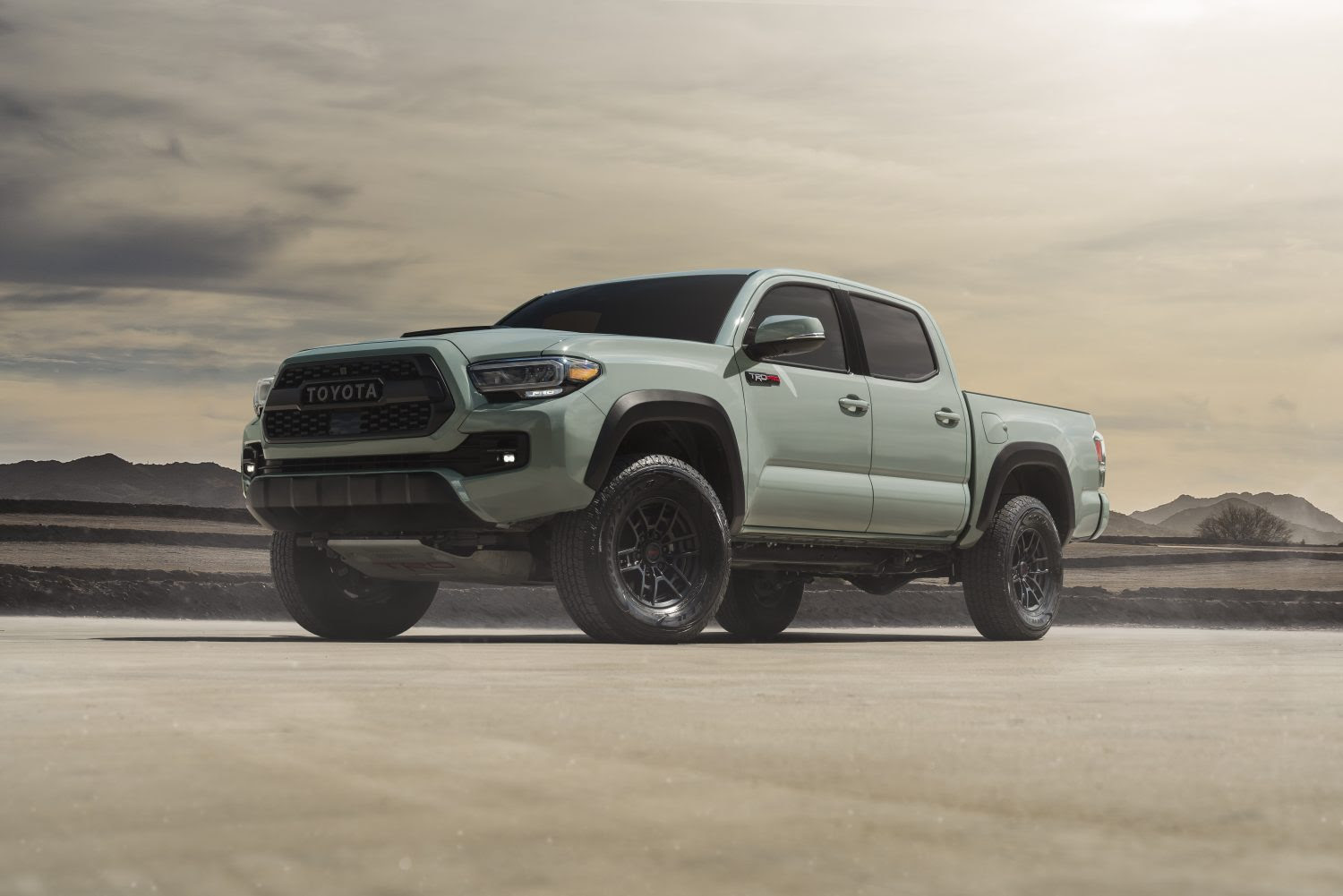 2021 toyota tacoma special editions details