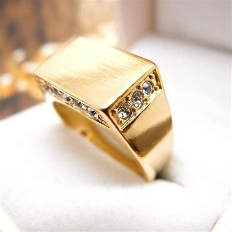 Gold Ring Design For Male In Pakistan Gold Ring