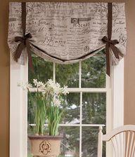 Decor Ideas-Window Treatments