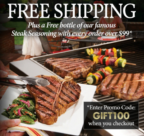 Free Shipping + a Free Gift with orders $99+. Promo code GIFT100