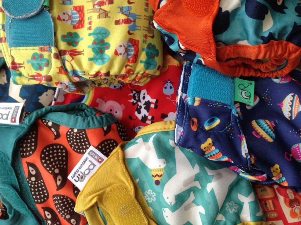 Newborn Nappy Hire - Exeter Babies