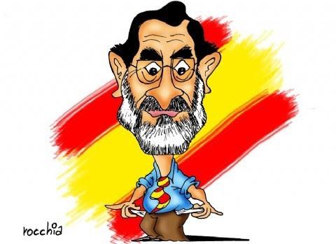Corrupto Pero Educado Rajoy Pidió Perdón Por La Ola De