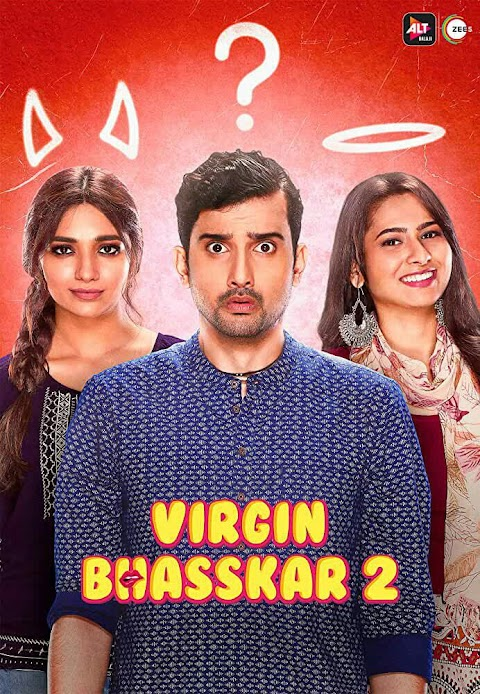 Virgin Bhasskar Season 2 (2020) 480p 720p WebRip Hindi | Alt Balaji Series