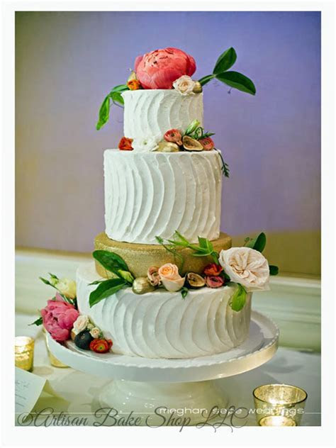 Buttercream Textures, Custom Wedding Cakes, Specialty