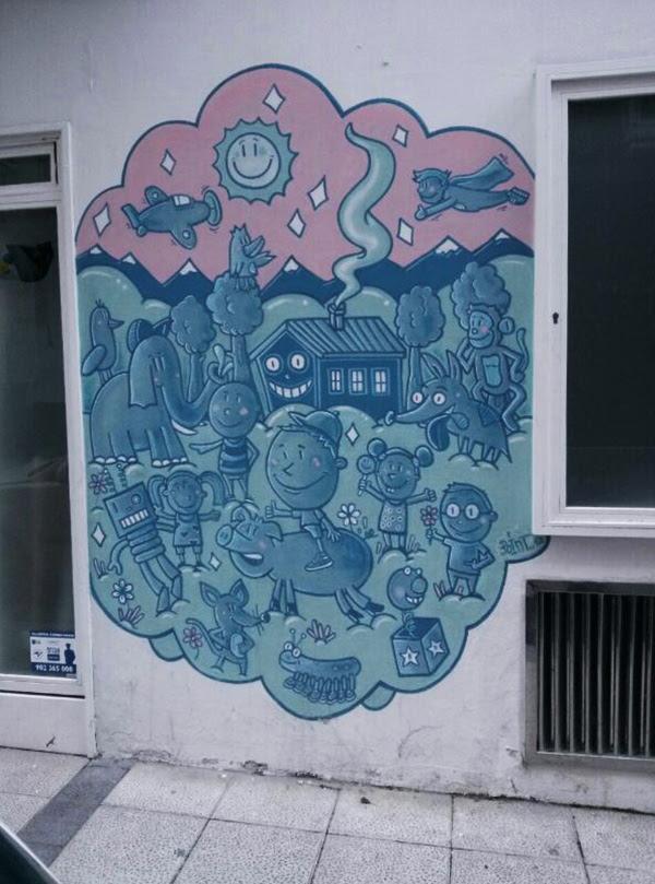 Imagenes De Murales Creativos