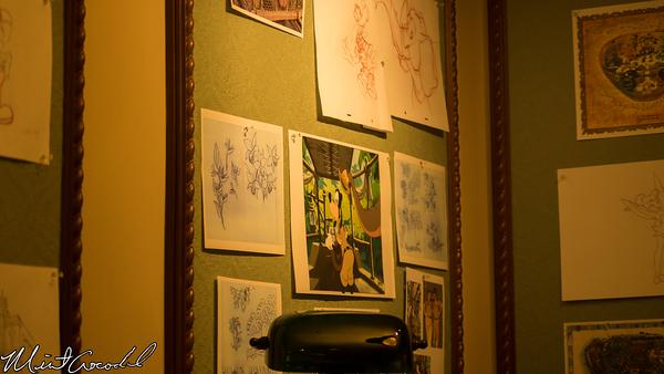 Disneyland Resort, Disneyland, Disneyana, Ink and Paint