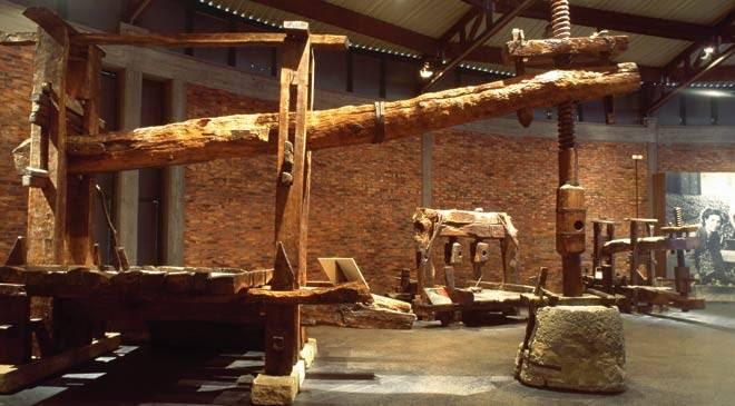 Interior of the Cider Museum. Nava, Asturias © Turespaña