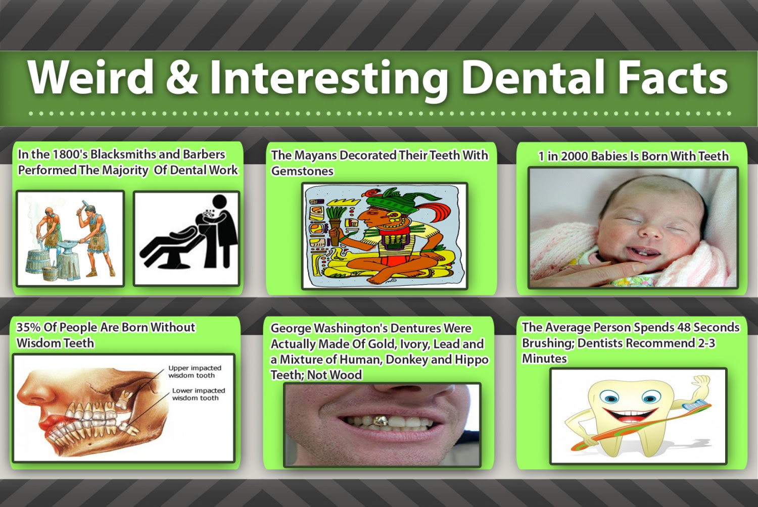 Image result for new dental fun facts 2017