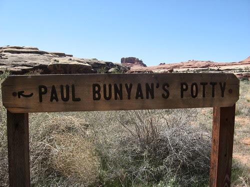 Paul Bunyan's Potty 05.02.08