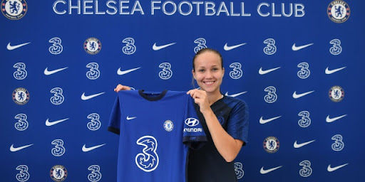 Avatar of Chelsea contract news: Guro Reiten signs a new deal