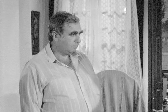 Elias Gleizer em Fera Radical (1988) (Foto: Geraldo Modesto/TV Globo)