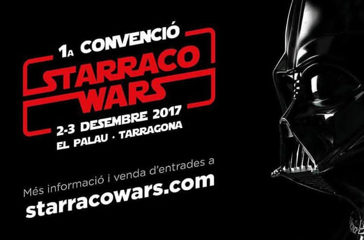 Resultat d'imatges de 1a convencio starraco wars