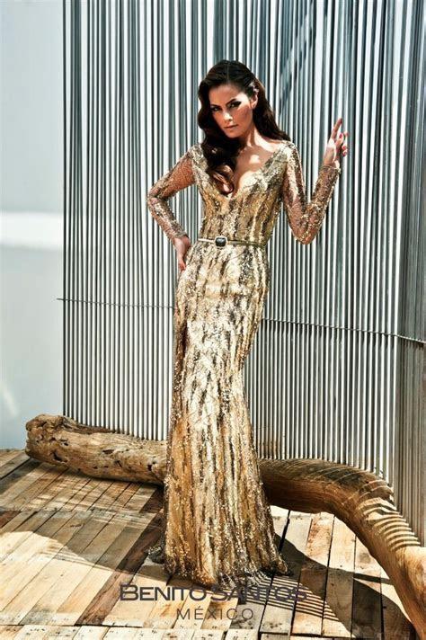 Miss Universe Ximena Navarrete Wearing Benito Santos