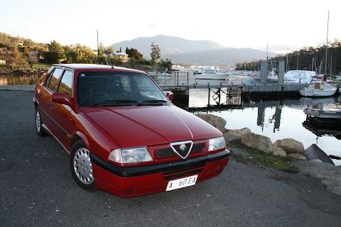 Alfa Romeo 155 Cloverleaf