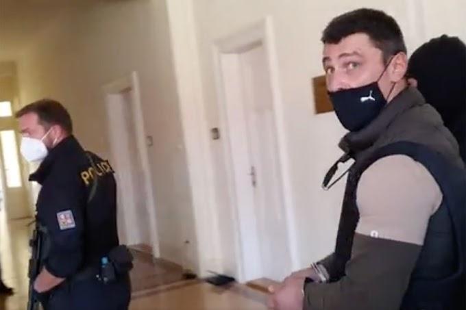 Консул посетила задержанного вПраге россиянина Франчетти