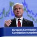 Olli Rehn, the European Union's commissioner for economics and monetary affairs, said growth this year is expected to flatline in the 28 countries of the Union.