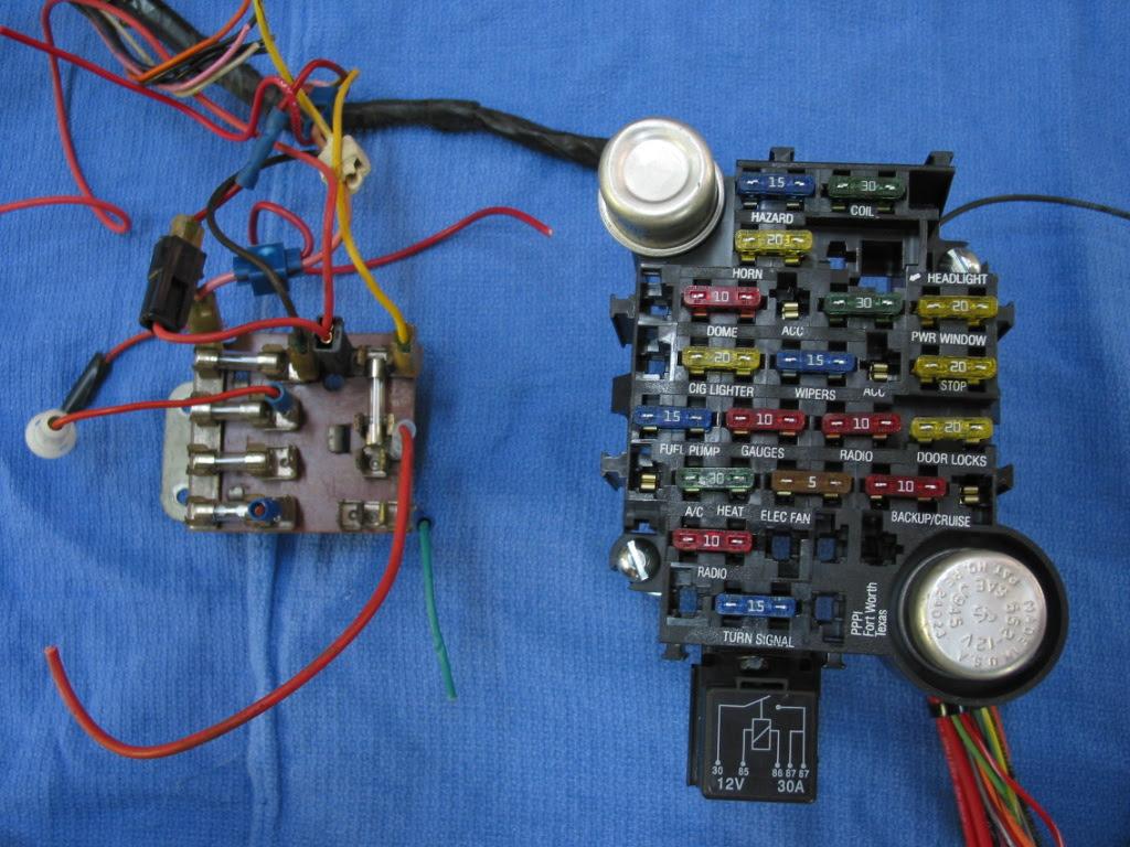 Painless Wiring Fuse Block Diagram Wiring Diagram Level Level Lastanzadeltempo It