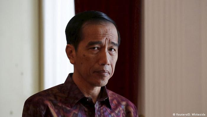 Indonesien Jakarta Präsident Joko Widodo