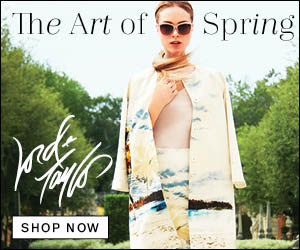 Check out Lord & Taylor's Art of Spring lookbook & save 15% on the newest fashion, dresses, handbags