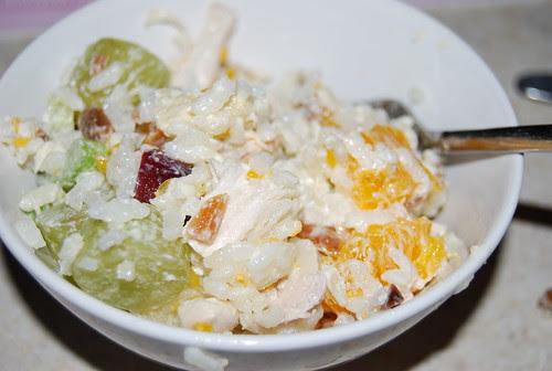 Flying Farmer Chicken Salad
