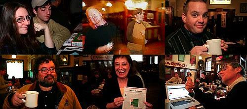 Boston Media Makers Meeting Report