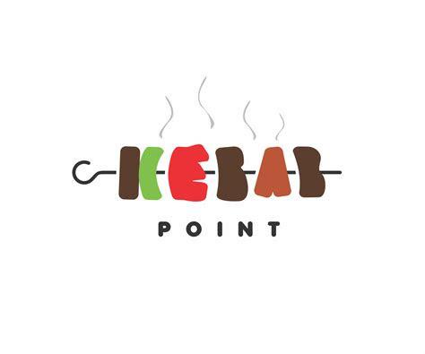 elegant playful fast food restaurant logo design