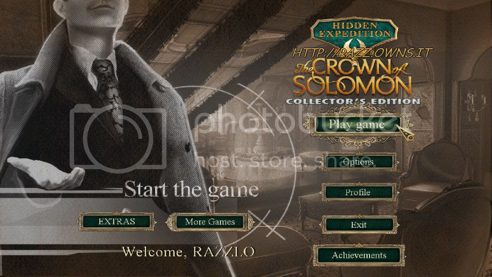 Hidden Expedition 7: The Crown of Solomon Collector's Edition [FINAL]