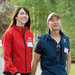 MacKenzie Bezos with her husband, Jeff, this summer at the media and technology conference in Sun Valley, Idaho.