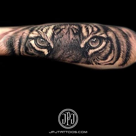tiger eyes tattoos ideas