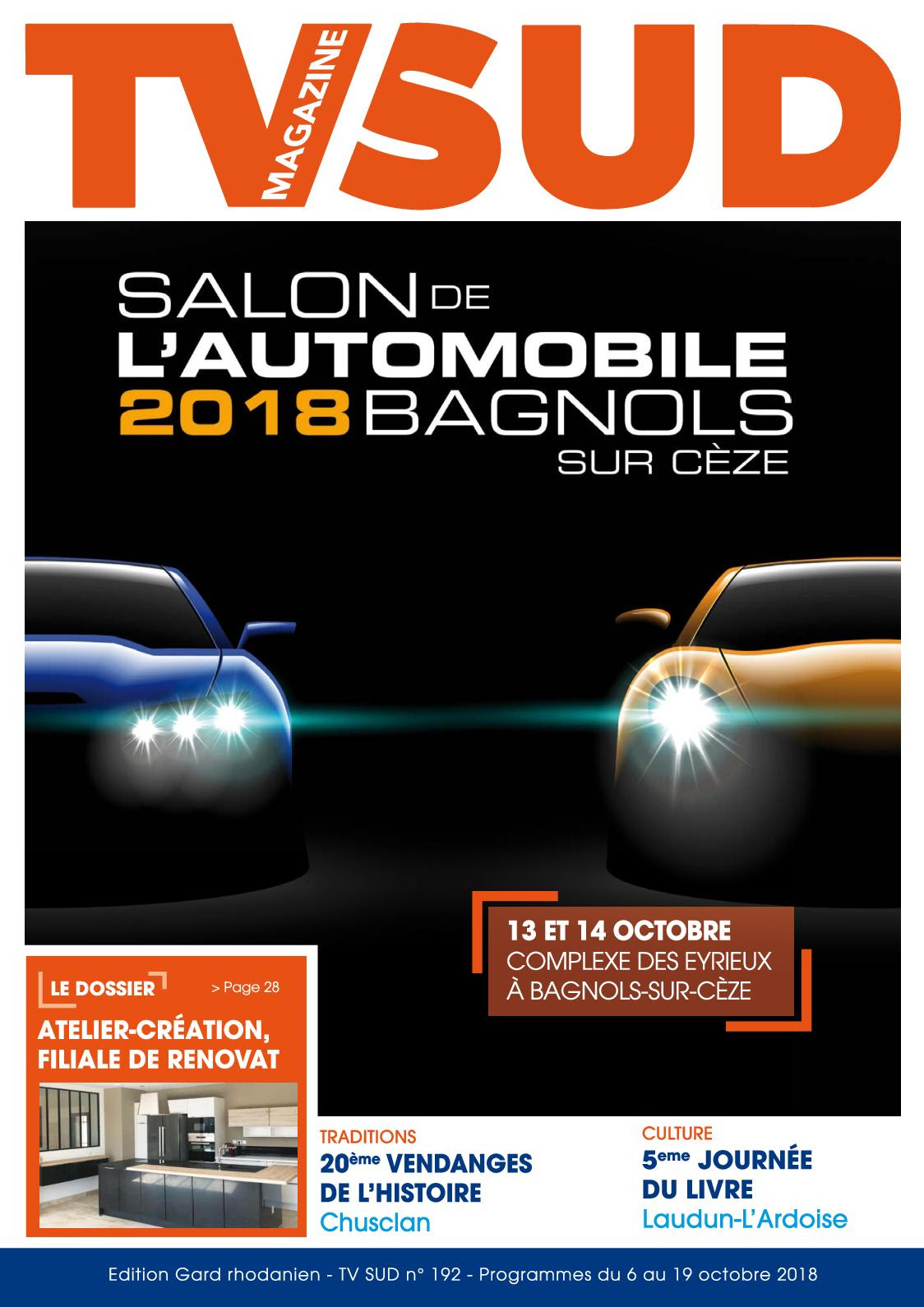 Tv Sud N192 Calameo Downloader
