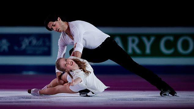 Kaitlyn Weaver et Andrew Poje
