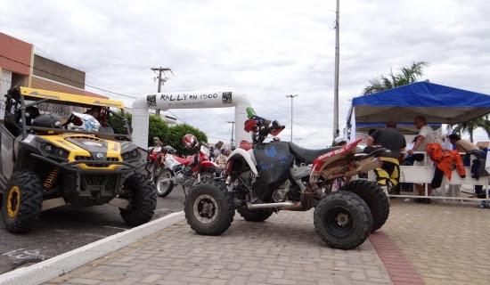 O Rally RN 1500 traz para Currais Novos, pilotos, equipe e imprensa nacional.