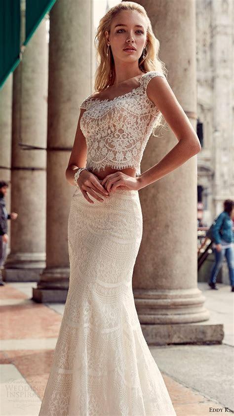 Best 25  Two piece wedding dress ideas on Pinterest   Boho