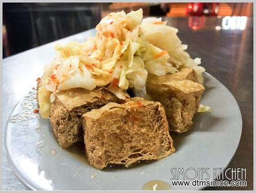 歸仁阿鴻臭豆腐03