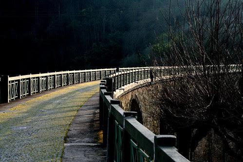 Vouzela - Ponte do Caminho de Ferro