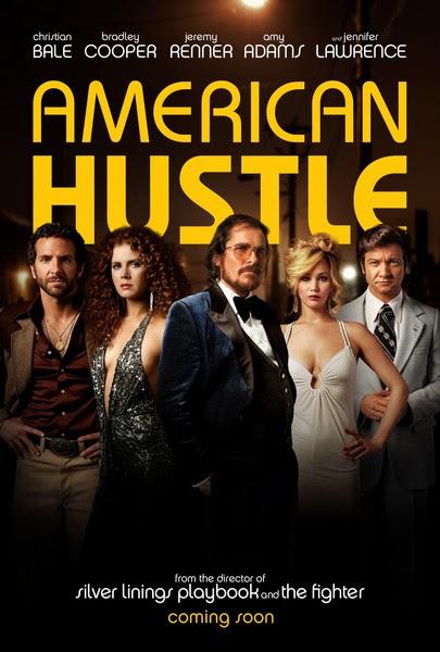American Hustle1 أكثر 20 فيلم تعرّضاً للقرصنة في 2014