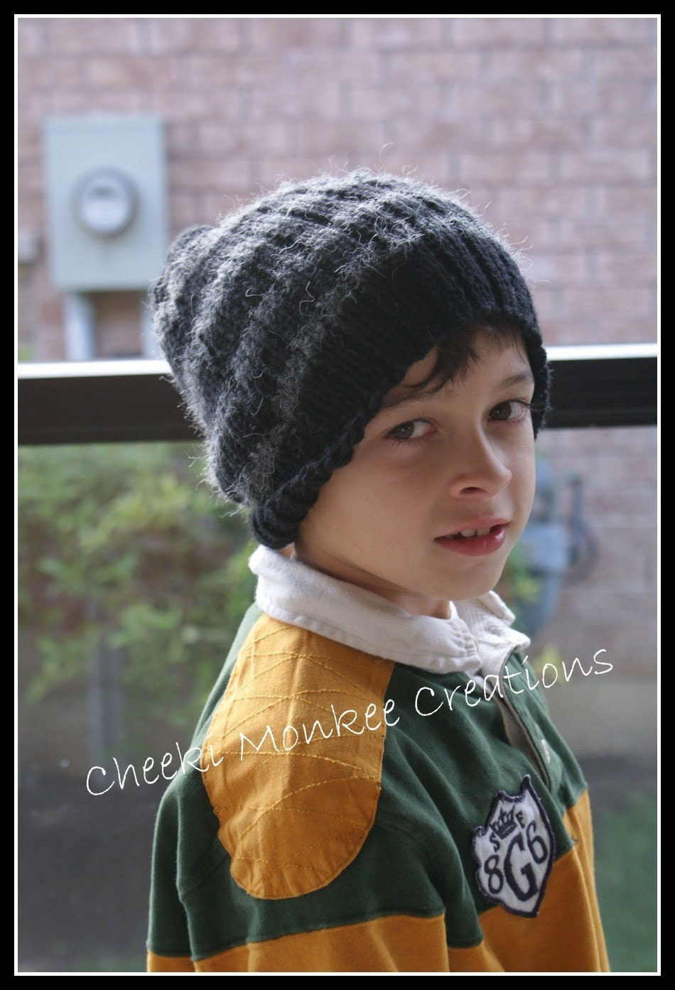 Boys Sock Hat