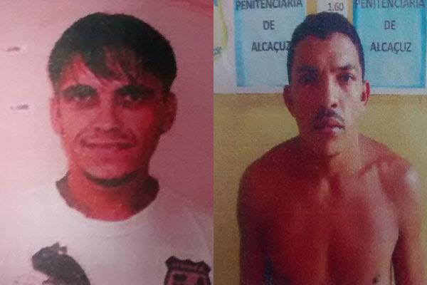 Arlindo de Lima Silva e Rodrigo Nascimento Silva foram localizados no fim da tarde de hoje