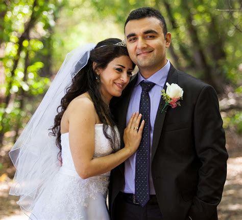 Winnipeg churches throw wedding party for Syrian refugee