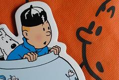 Tintin ha, purtroppo, ottimi motivi per essere perplesso!