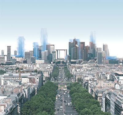 Urbanismo | El fenómeno de la centralidad urbana | Características + evolución