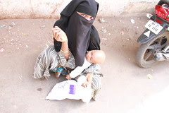 the muslim beggar mother and child bandra by firoze shakir photographerno1