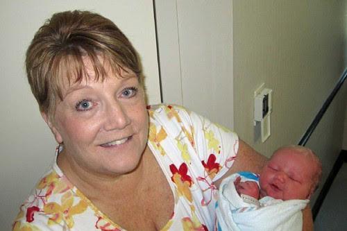 Grandma and Elisabeth