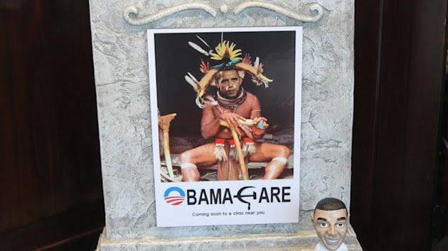Obama Witch Doctor to Stay, Creator Vows (ABC News)